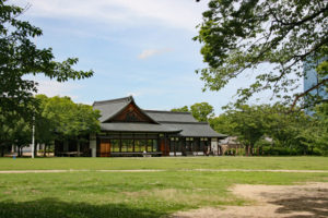 西の丸庭園・大阪迎賓館