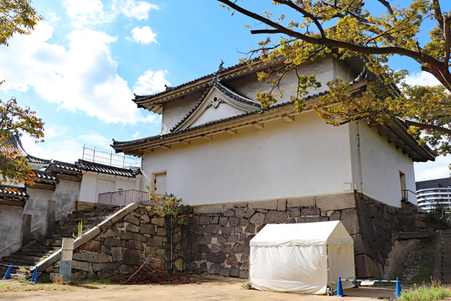 西の丸庭園・千貫櫓