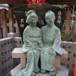 お初天神|大阪キタの繁華街に鎮座する、縁結びの神(大阪名所巡り)