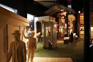 大阪歴史博物館7階展示