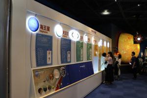 大阪市立科学館・4階展示室