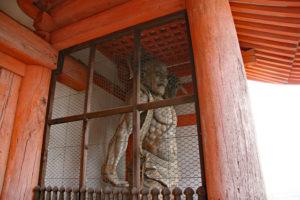 龍泉寺仁王像