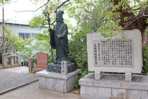 三光神社・寿老人