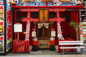 ビリケン神社