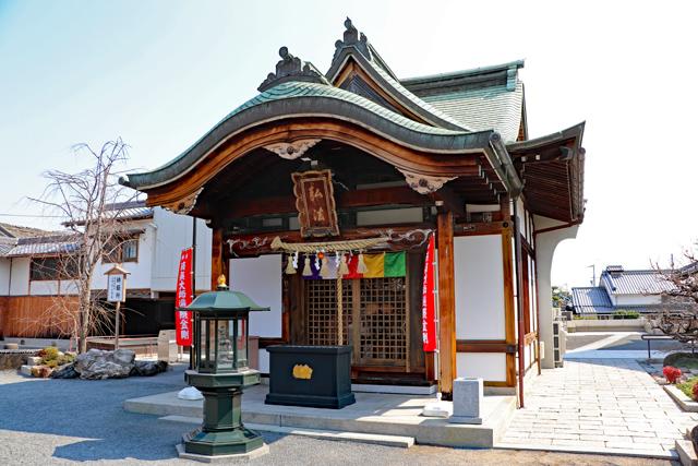 総持寺太師堂(護摩堂)