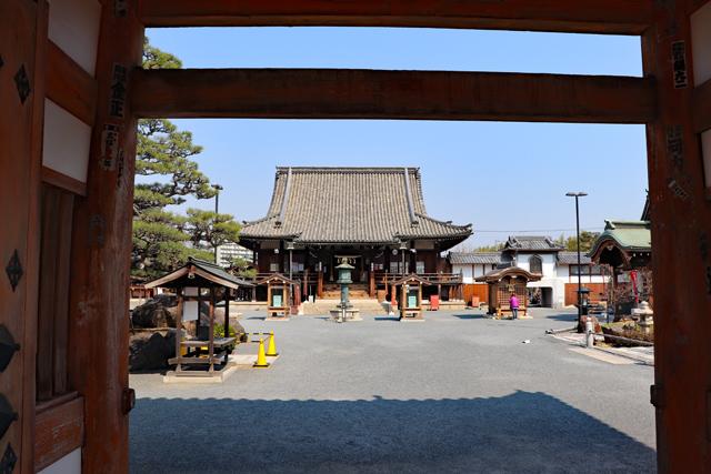 総持寺・境内入口