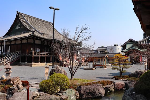 総持寺境内風景