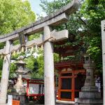 菅原神社|学業成就の天神に、堺えびすと癌封じの神(大阪名所巡り)