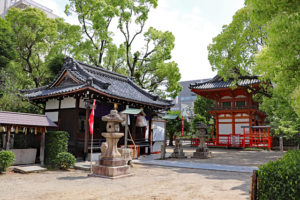 菅原神社・境内風景