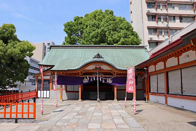 菅原神社境内摂社・堺戎神社