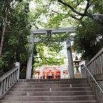 玉造稲荷神社|ご本殿の隣に広がる「豊臣秀頼ゾーン」(大阪名所巡り)