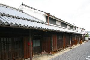 寺内町の古民家