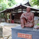 安居神社|天王寺で奮戦も力尽きた、真田幸村最後の地(大阪名所巡り)