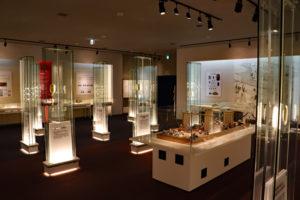 造幣博物館3階・貨幣展示