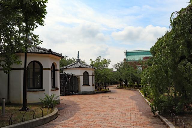 旧造幣局正門と造幣博物館