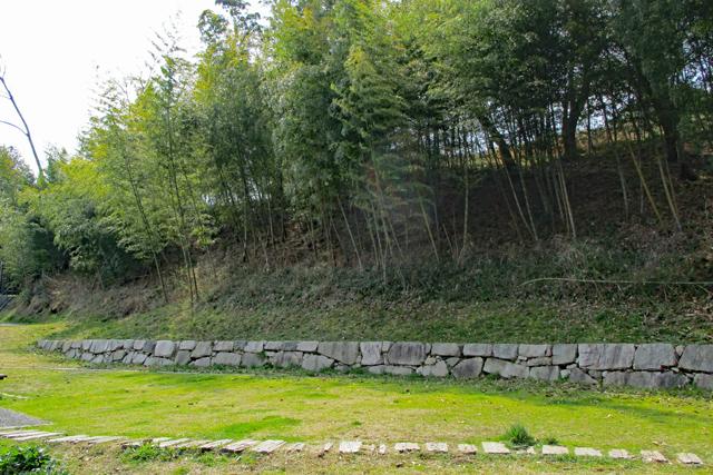 茶臼山古墳周辺