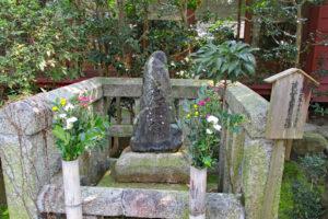 義仲寺・芭蕉翁墓