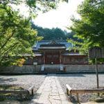 日吉東照宮|比叡山麓・坂本に残る極彩色の権現造(滋賀名所巡り)