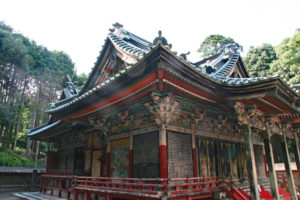 日吉東照宮・社殿