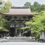三井寺|近江の名刹に残る、秀吉闕所後の再建大伽藍(滋賀名所巡り)