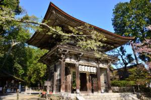 三井寺仁王門