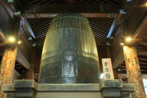 三井寺・弁慶の引摺り鐘