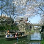 近江八幡|お城の麓に残る、風情ある商家の町並み(滋賀名所巡り)