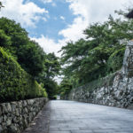 坂本|石積みの町並みに歴史ある名所、そして「そば」(滋賀名所巡り)