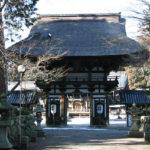 沙沙貴神社楼門