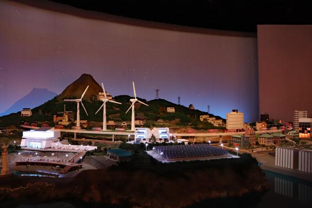 白浜エネルギーランド・太陽の街