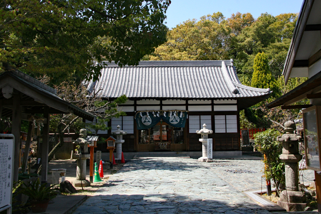 玉津島神社拝殿