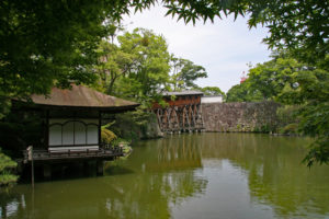 西之丸庭園(紅葉渓庭園)